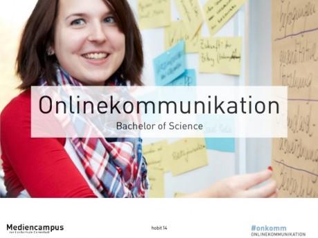 Präsentation zu Onlinekommunikation