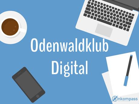 Odenwaldklub Digital – eine Wanderung ins 21. Jahrhundert