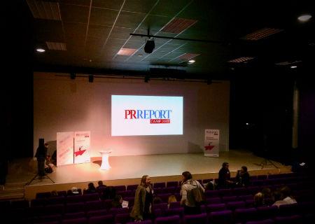 PR REPORT CAMP 2017 – Spannende Cases und Networking mit Experten