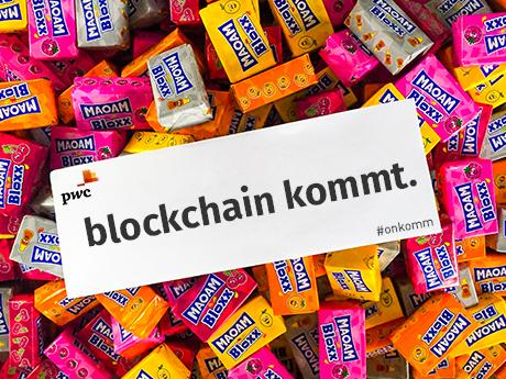 [Achtung:] Blockchain kommt – mit einem Onkomm-Konzept, das überzeugt!