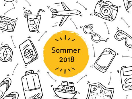 Termine für den Studiengang Onlinekommunikation im Sommersemester 2018