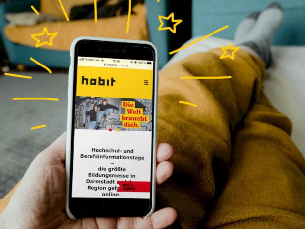hobit 2021 – Hochschul- und Berufsinformationstage